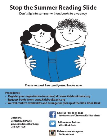 Kids Book Bank - Books change lives.